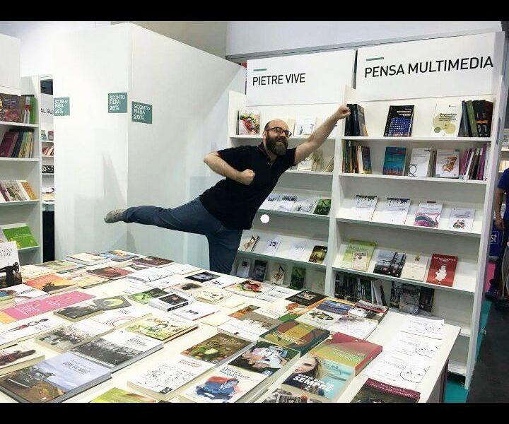Pietre Vive al Salone del Libro di Torino 2017