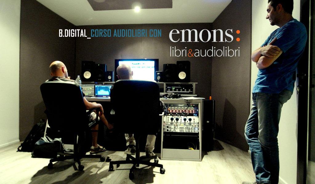 Programma Emons audiolibri 25-27 novembre 2016