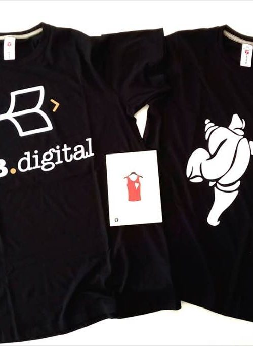 Le t-shirt di Pietre Vive