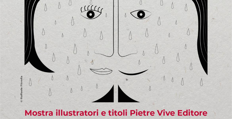 LA CATTIVA MAESTRA. Mostra illustratori e titoli Pietre Vive Editore