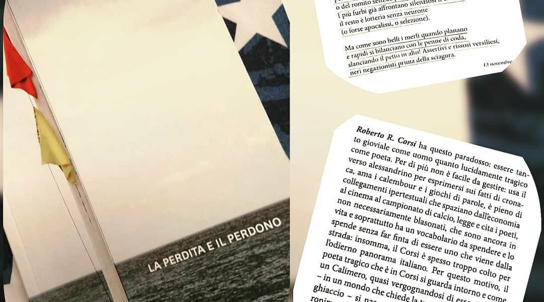 Alessio Alessandrini su La perdita e il perdono